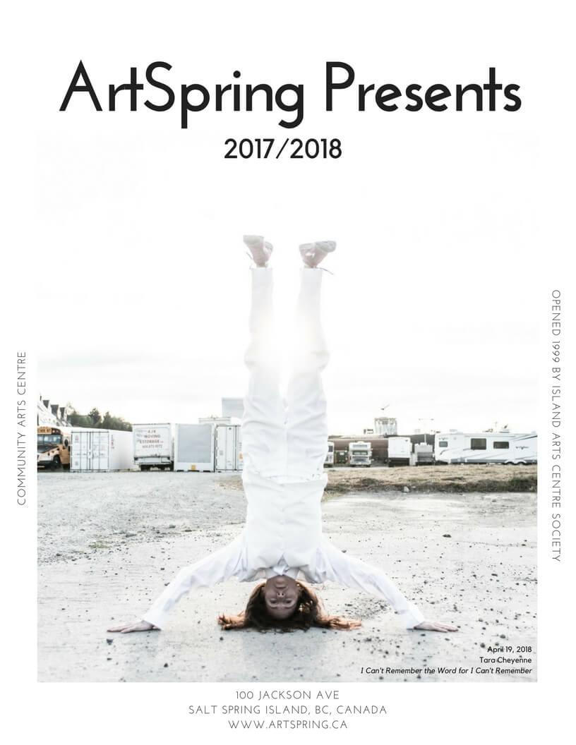 Artspring Salt Spring Island