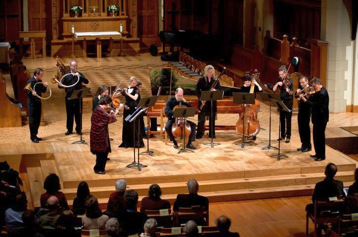 Victoria Baroque Players