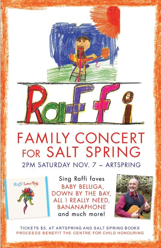 Raffi Concert
